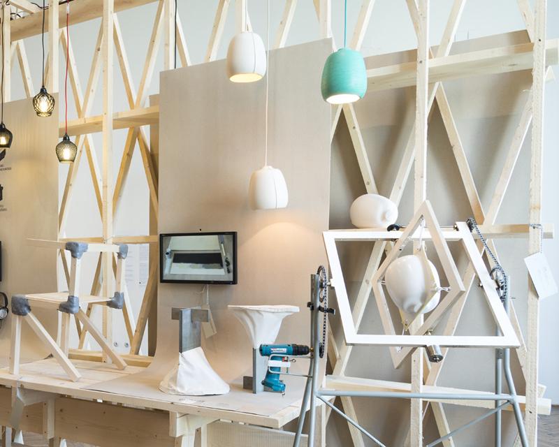 at MAK Vienna (»New Nomadic Furniture«)