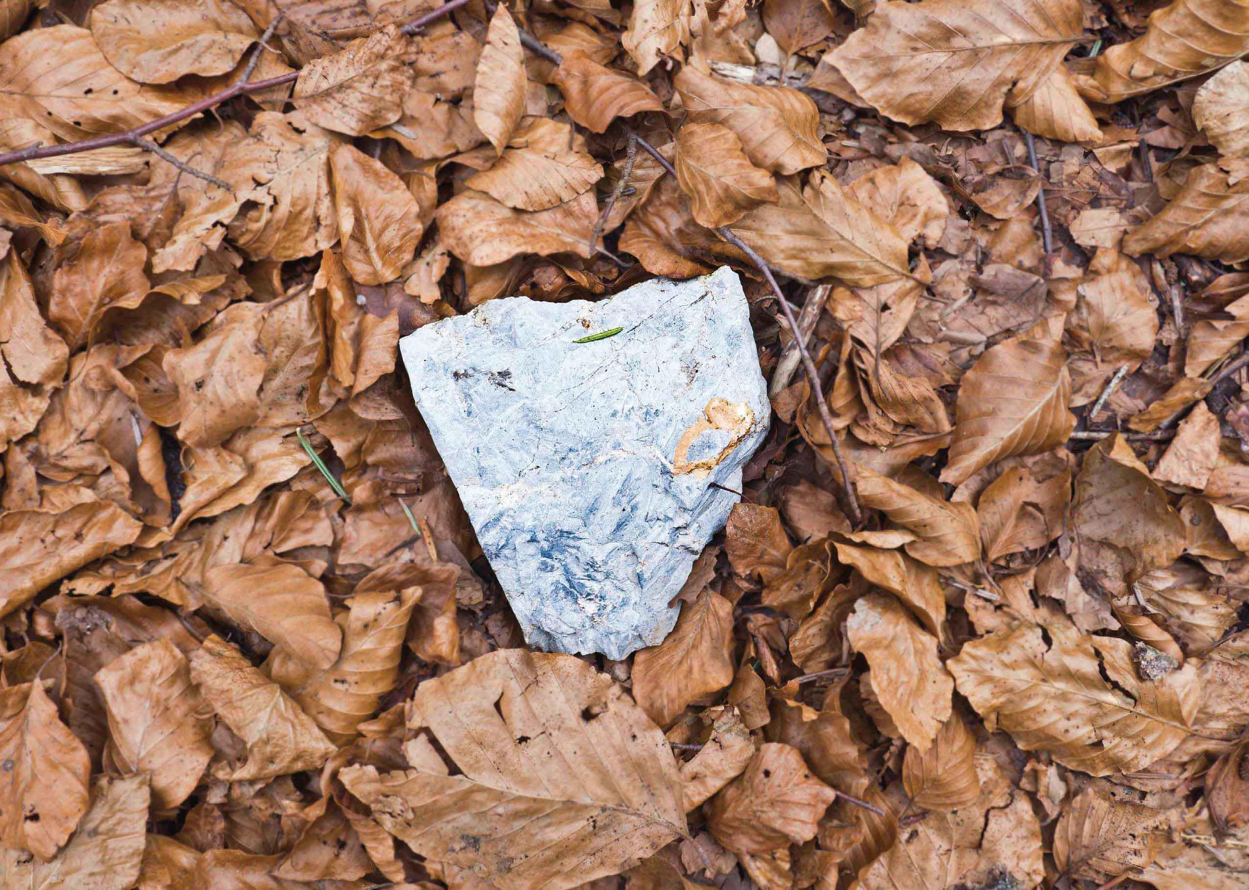 Stone in situ