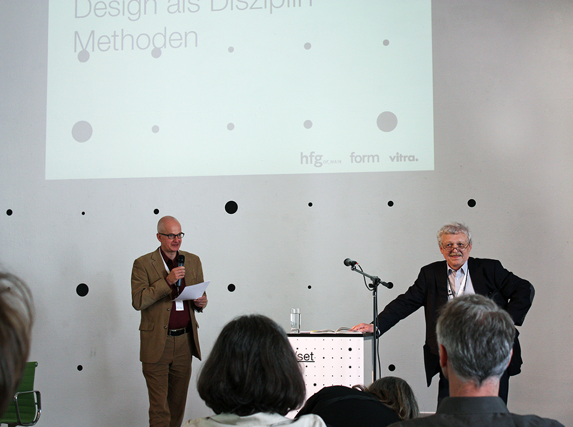 Kai Vöckler und Bernhard E. Bürdek