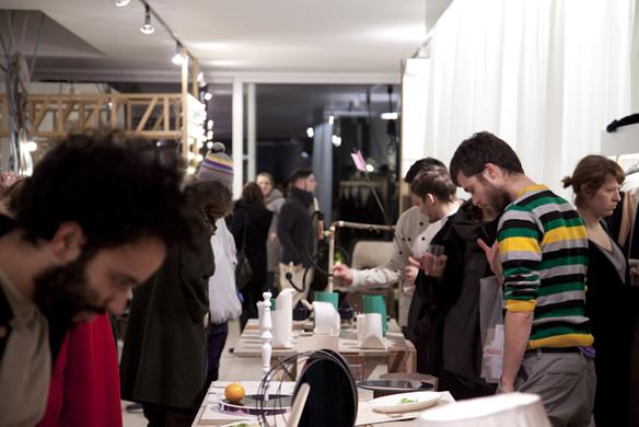 Opening im Der Concept Store Baerck