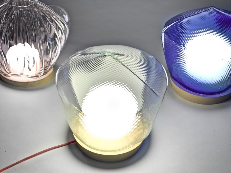 Pre-Mould Lights by Annika Frye-three different